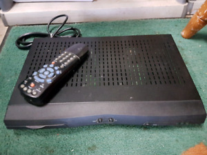 Bell 3100 box with remote