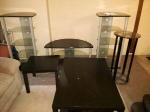 GOOD CONDITION FURNITURE ALL FOR 120$!!!!!!