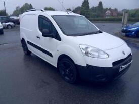 Peugeot Partner 850 1.6 HDI 92PS Van.