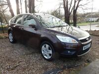 Ford Focus 1.6 ( 100ps ) 2008 Style **Finance from £88.79 a month**