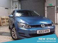 2013 VOLKSWAGEN GOLF 1.4 TSI SE Leather GBP1210 Of Extras Bluetooth