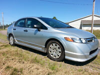 2007 Honda Civic Sedan mvi 2017