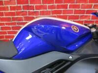 YAHAMA ZRF-R125cc ABS SPORTS BIKE