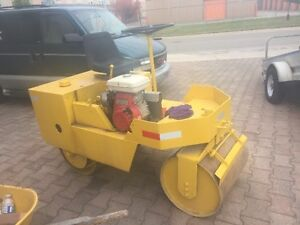 1 and a half ton roller