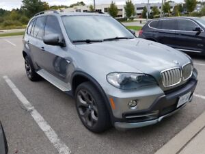 2009 BMW X5 AWD 48i, 7seater, amazing condition,V8, Winter Tires