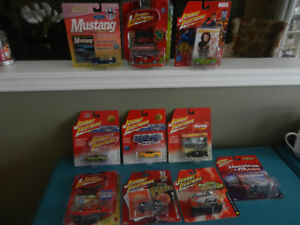 Hot Wheels Johnny Lightning Mustangs 1:64 Various Lot