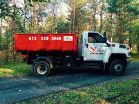Residential and Commercial - Roll Off Dumpster Rentals