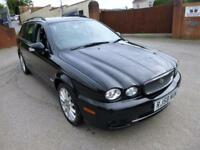 Jaguar X-Type S