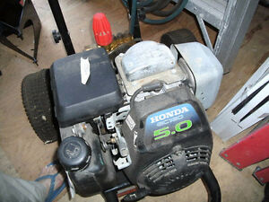 BE High Pressure Power Washer with Extras - $525.00