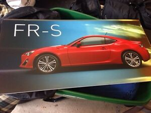 SCION ADVERTISING POSTERS