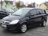 2010 Vauxhall Zafira 1.9 CDTi Design 5dr
