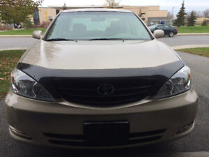 2002 Toyota Camry LE  as is firm price $3250 (safety extra$300)