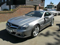 2008 MERCEDES SL500 5.5 7G AUTO CONVERTIBLE NEW MODEL