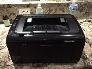 HP LaserJet Printer P1102w