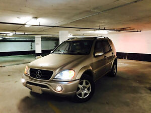 2003 Mercedes-Benz M-Class AMG SUV, Cross(Low Km)Valid E Test)!