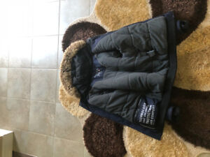Point Zero Fur Hoodie Winter Coat