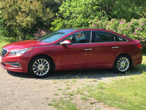 2015 HYUNDAI SONATA LIMITED (fully loaded)