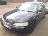 Honda Accord auto big bore exchust 195 no offers no offers