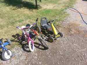 Kids bicycles for sale,   5$ each Cambridge Kitchener Area image 8