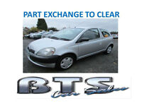 Toyota Yaris 1.0 16v VVTi 2001MY GS