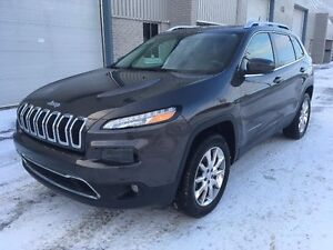 Jeep Cherokee LIMITED / TOIT PANORAMIQUE / GPS 2014