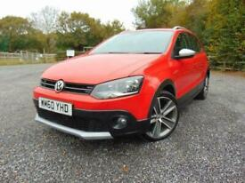 image for Volkswagen Polo 1.2 TSi Cross Auto - Dune Hatchback Automatic Petrol VW