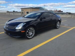 2006 INFINITI G35 6MT REV-UP - Vente Rapide