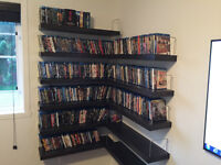 Blu-Ray Collection. Over 450 Titles