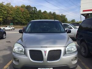 Pontiac Montana SV6 LOW KMs  Smoke /Pet Free!