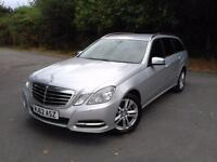 2012 Mercedes-Benz E Class 2.1 E220 CDI BlueEFFICIENCY Avantgarde 7G-Tronic