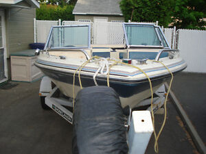 bateau thundrecraft 17 pieds