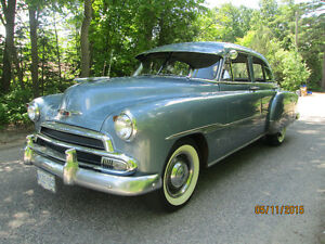 Deluxe 1951 Chevrolet Styleline with rare Power Glide automatic