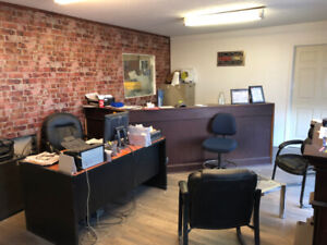 COMPLETE AUTO BODY AND MECHANIC SHOP FOR SALE IN THE NE CALGARY