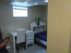 Spacious Furnished Room For Rent in Family Home, Quiet area