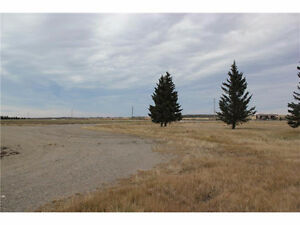 Serviced A-Ag District Land for Sale!