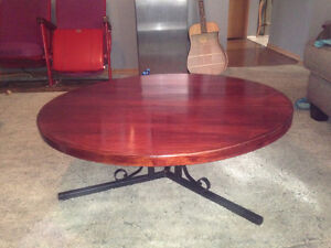 Mahogany Coffee Table Sarnia Sarnia Area image 2