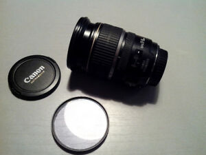 Canon Ultrasonic EFS 17-55mm lens & Kenko Portrait Enhan 77mm