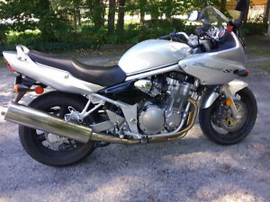 2004 Bandit 600 S new condition