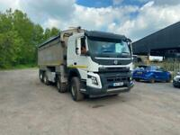 Volvo FM 8x4 ALLOY TIPPER JUST ARRIVED WHATSAPP 07498795660