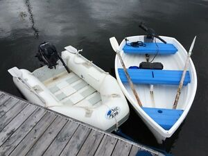 Walker Bay 8 and/or Zodiac with new 2.5 Mercury