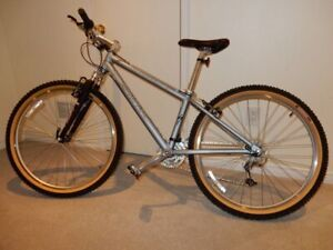 """Retro rare """"MINT"""" Specialized S-Works Stumpjumper MS RS"""