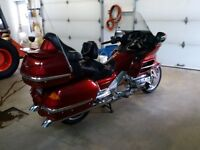 Gold Wing for sale - by original owner