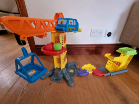 Vtech construction site cane toy, great condition