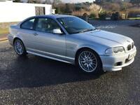 2002 BMW 330 Ci AUTO SPORT COUPE £2500