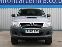 Toyota Hilux 2.5 Active 4X4 D-4D Dcb 2015 (65) • from £100.50 pw