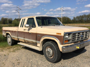 NEW PRICE 1986 Ford 460 cu in engine F-250  Truck