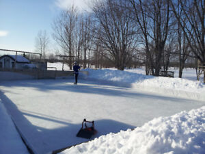Outdoor Skating Rink