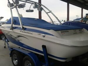 2011 Reinell LX207, 4.3.MPI 220hp, loaded, low hours and clean