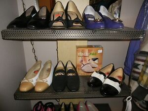 Assortment of Womens Shoes