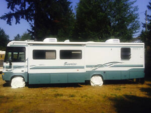 Need Someone To Drive My RV from London ON to California USA